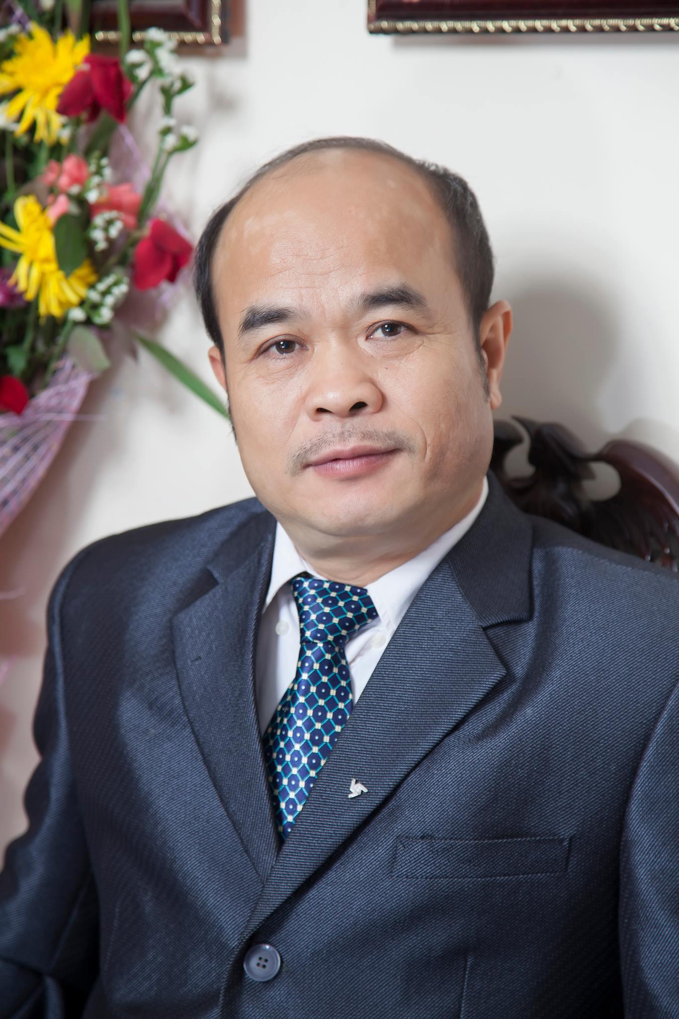 Anh Cấn Văn Chính - PGĐ ban QL dự án