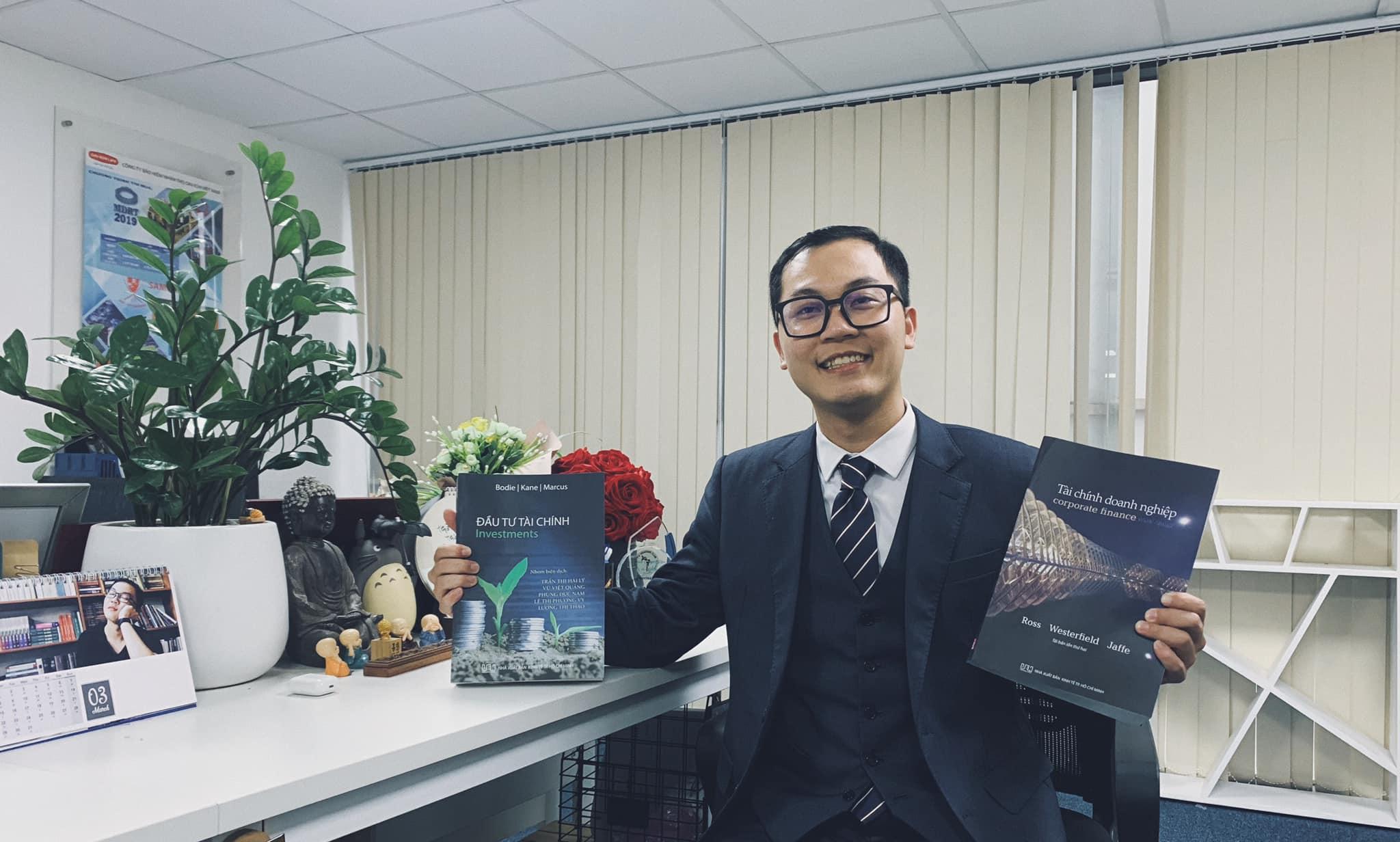 Hoàng Ngọc Anh - GĐ tài chính