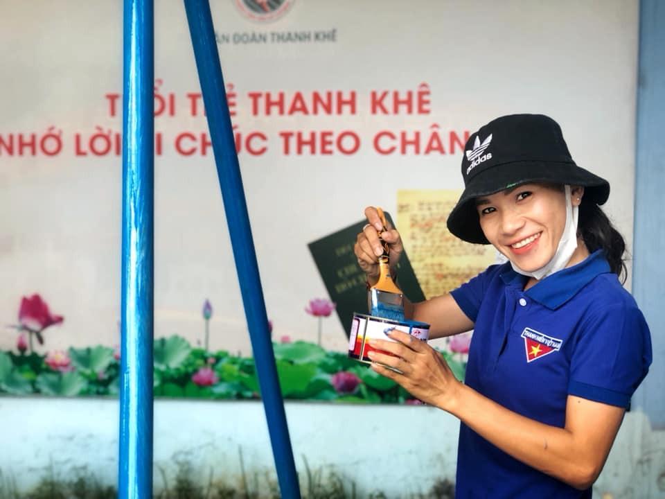Chị Linh Hương - Giáo Viên