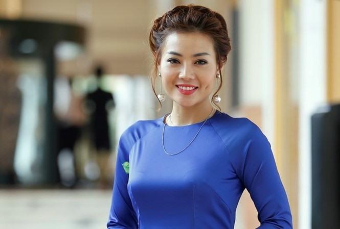 Diễn viên Thanh Hương